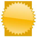 Web 2.0 Badge Style #13