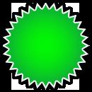 Web 2.0 Badge Style #16