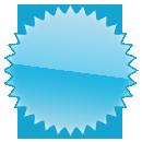 Web 2.0 Badge Style #21