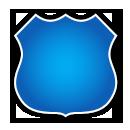 Web 2.0 Badge Style #24