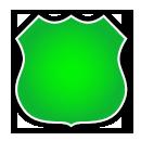Web 2.0 Badge Style #25