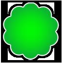 Web 2.0 Badge Style #40